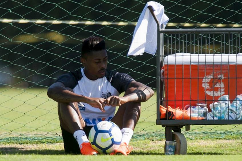 Cuca quer recuperar Bruno Henrique (Foto: Ivan Storti)