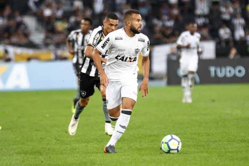 Zé é um dos homens de confiança de Thiago Larghi- Bruno Cantini/Atlético-MG