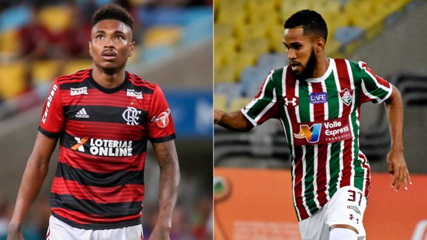 Vitinho e Everaldo são os nomes de velocidade nos ataques. Quem vai decidir? Vote nos duelos! (Foto: Divulgação)
