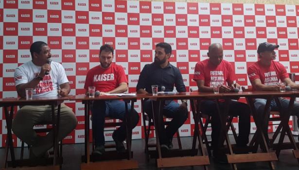 Taça Kaiser reunirá times amadores de futebol - Vitor Chicarolli
