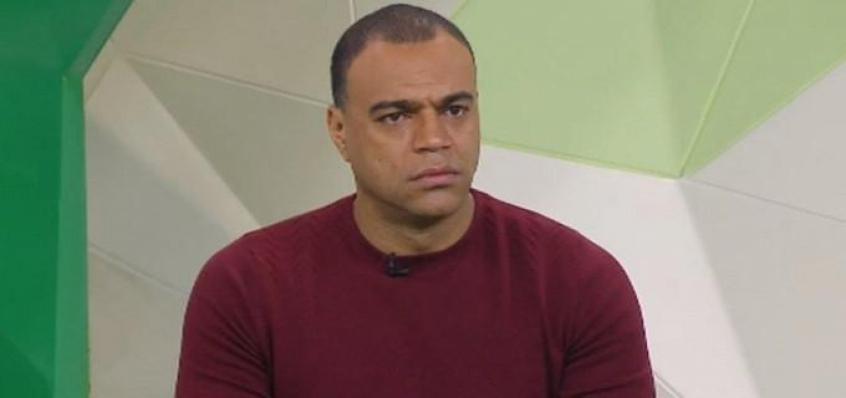 Denílson seca provoca o Timão em programa de TV (Foto: Reprodução de internet)