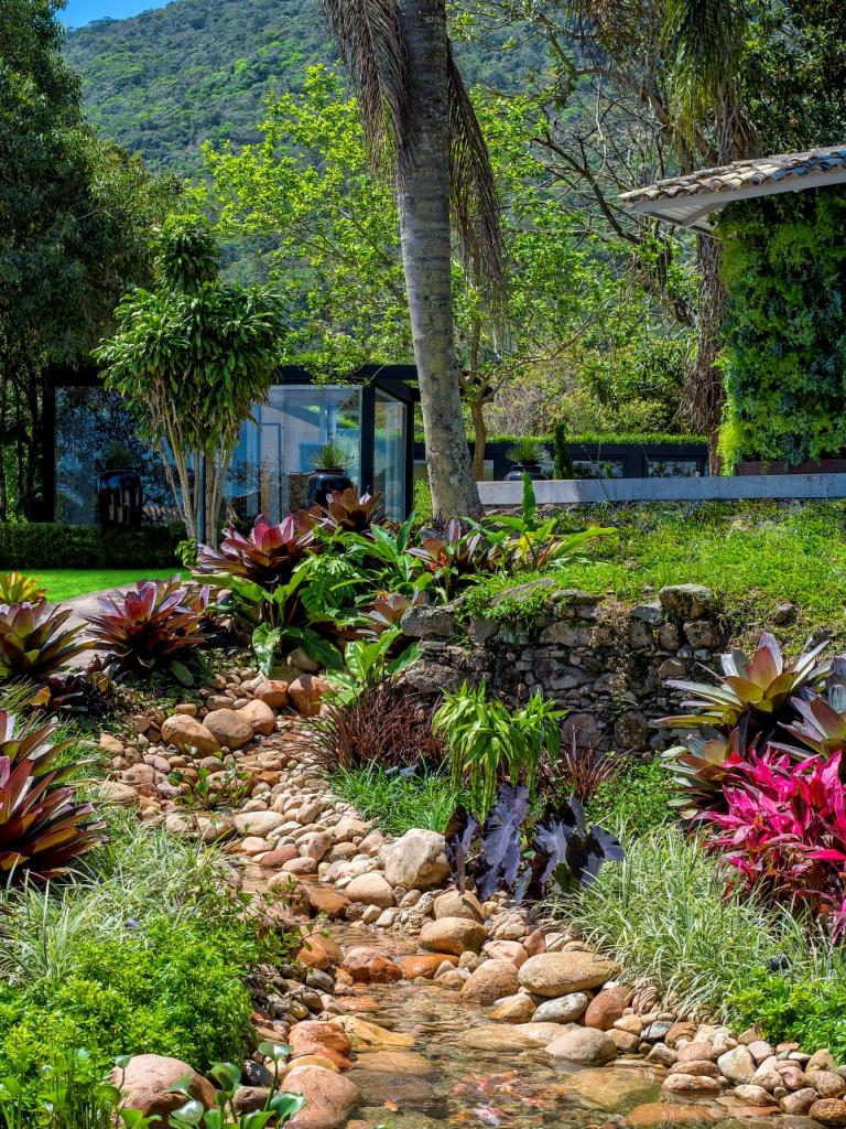 Viva Jardim é um espaço totalmente natural da mostra - Fotos/Lio Simas