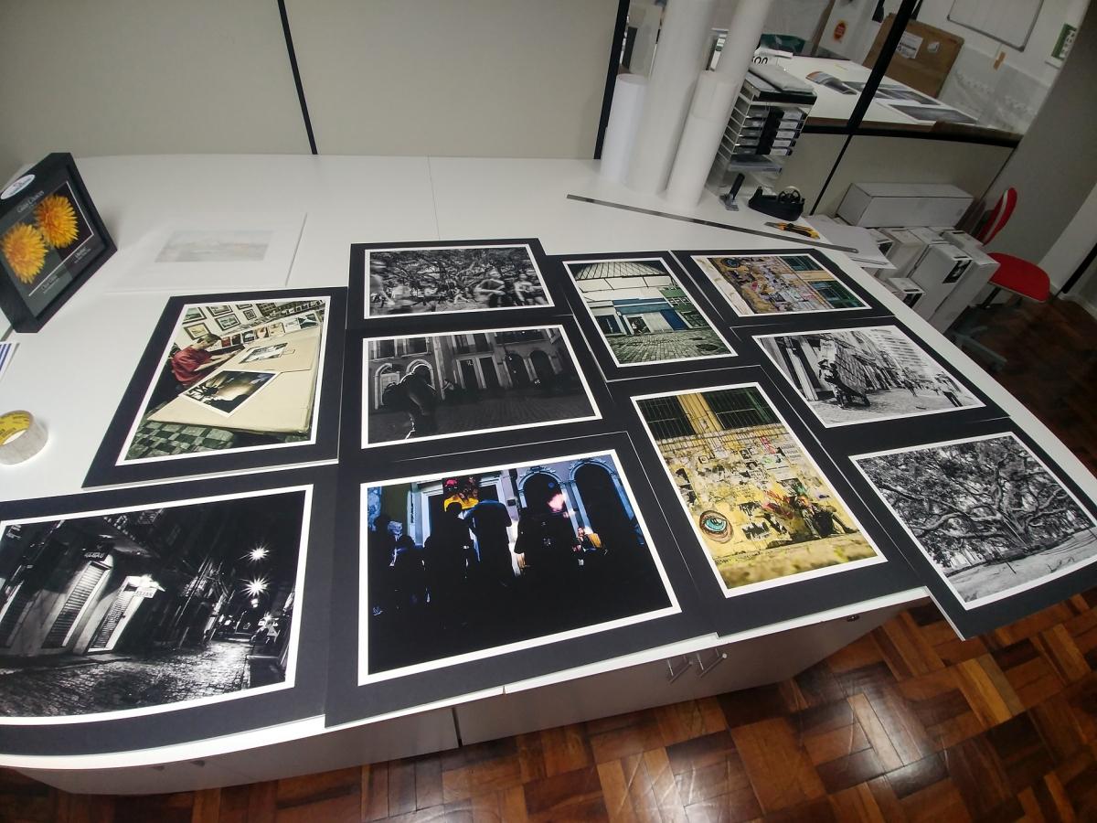Exposição celebra os três anos do Tralharia, espaço cult que dá sentido cultural ao Centro Histórico de Florianópolis - Endrigo Righeto/Divulgação