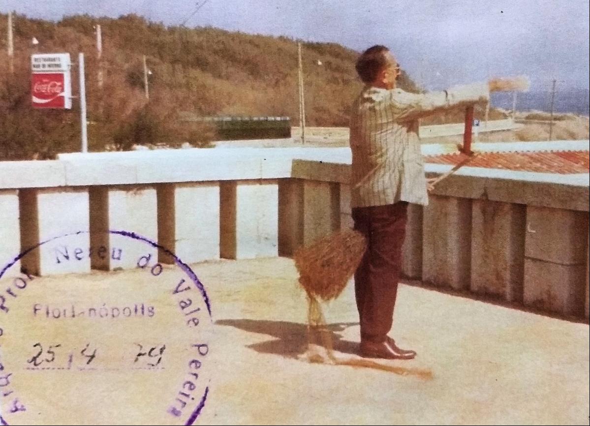 Franklin Cascaes - NEREU DO VALE PEREIRA/DIVULGAÇÃO/ND