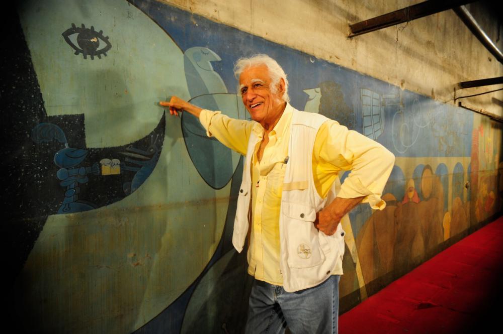 Aos 85 anos, Ziraldo é internado em estado grave após sofrer AVC - Fernando Frazão/ Agência Brasil