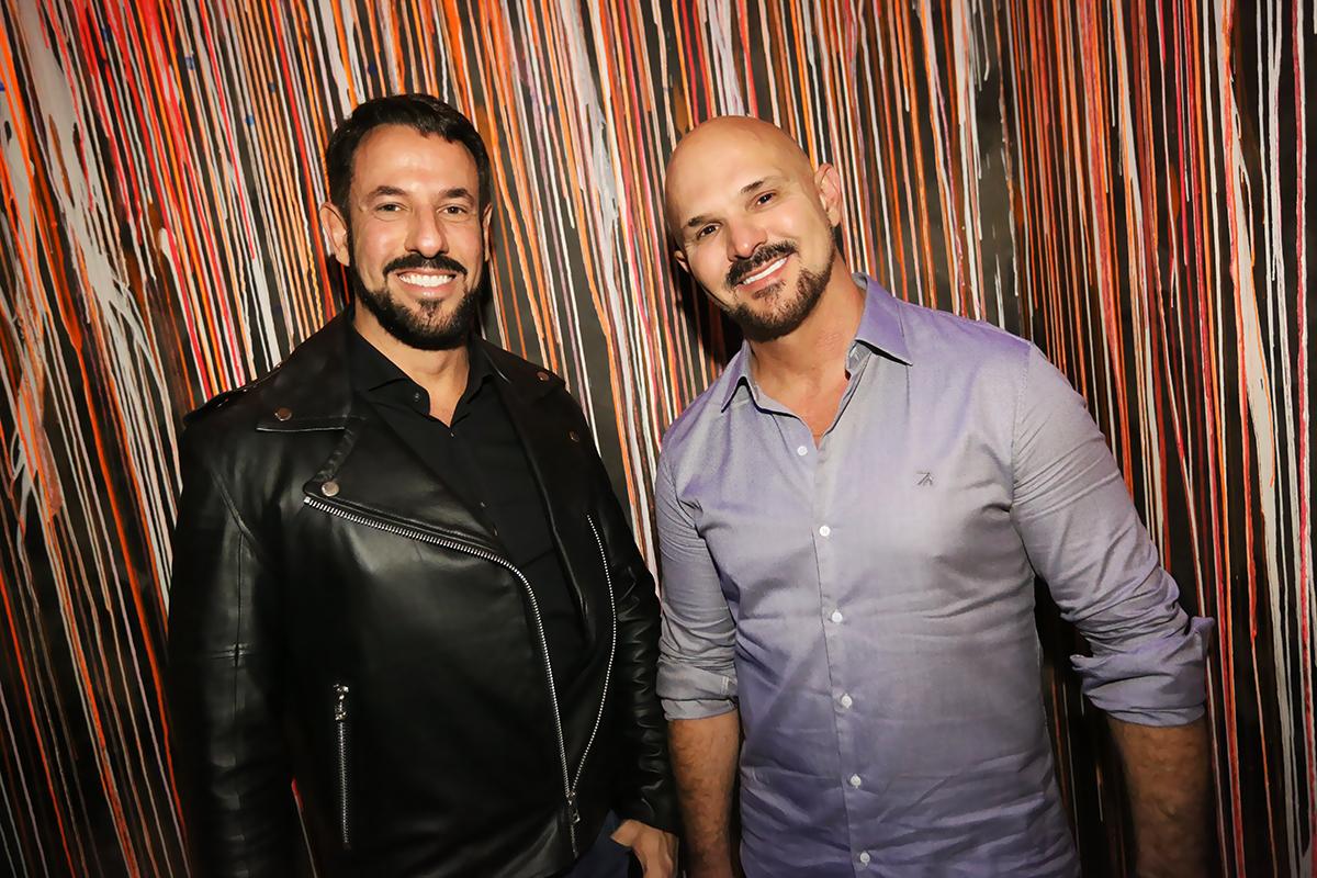 Alexandre Correa e Carlos Casagrande - Angelo Santos