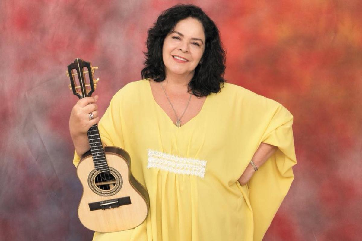 Luciana Rabello é uma das principais cavaquinistas do país - Divulgação/ND