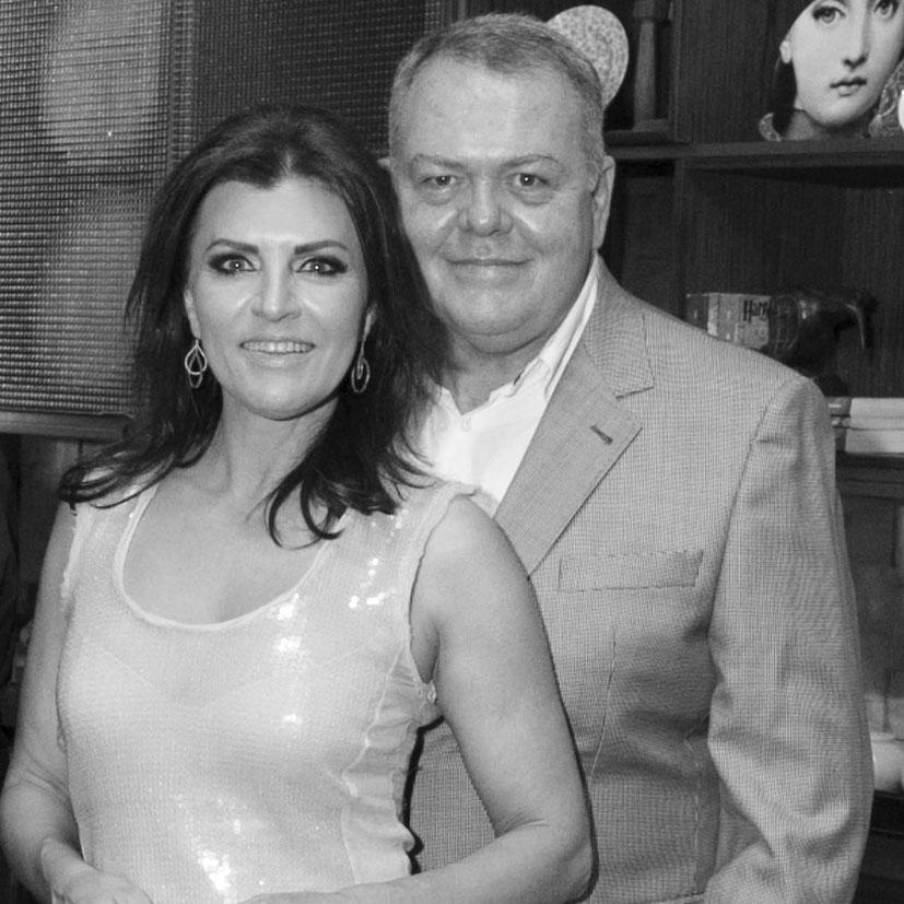 Rosane Girardi e Alcides Theiss voltam à CASACOR - Foto/Mariana Boro