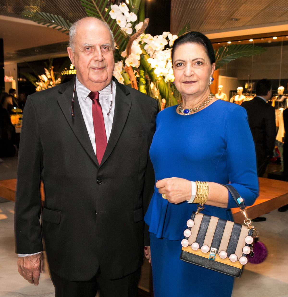 Roberto Telles Ferreira e Beatriz - RENATO GAMA/DIVULGAÇÃO/ND