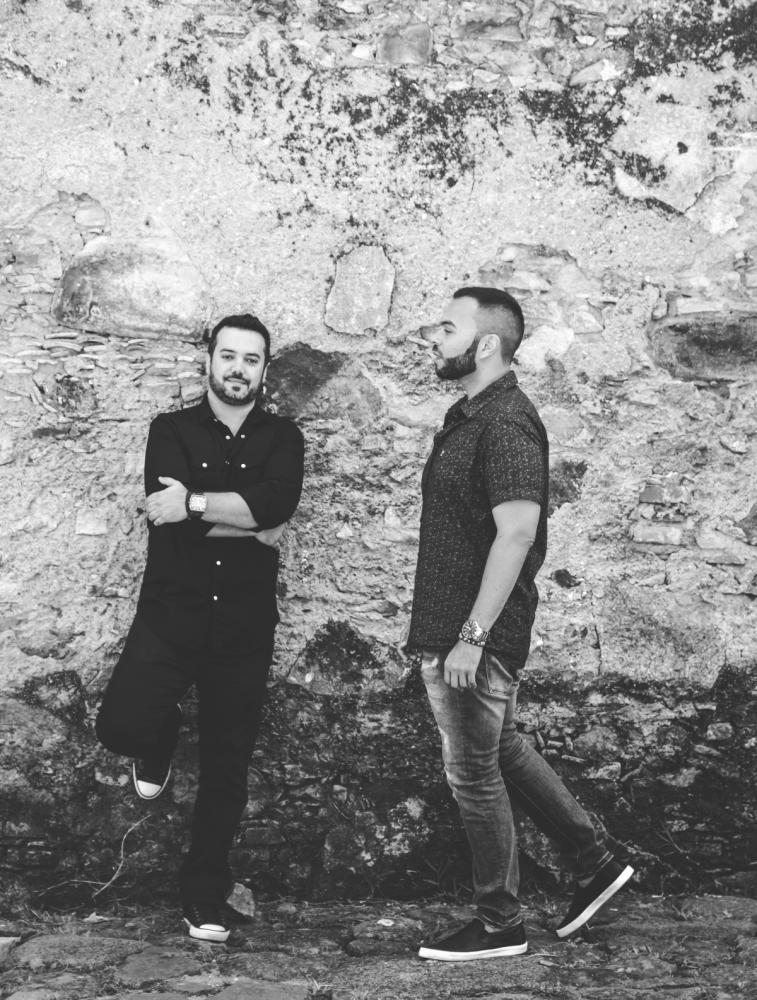 Jairo Lopes e Pedro Tessarollo voltam à mostra pela segunda vez em 2018 - Foto/Mariana Boro