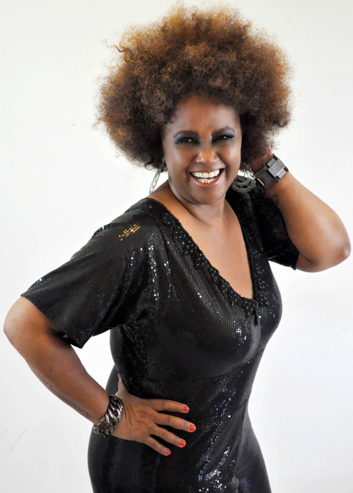 Sandra de Sá fará dois shows e participa de um bate-papo no evento - Divulgação/ND
