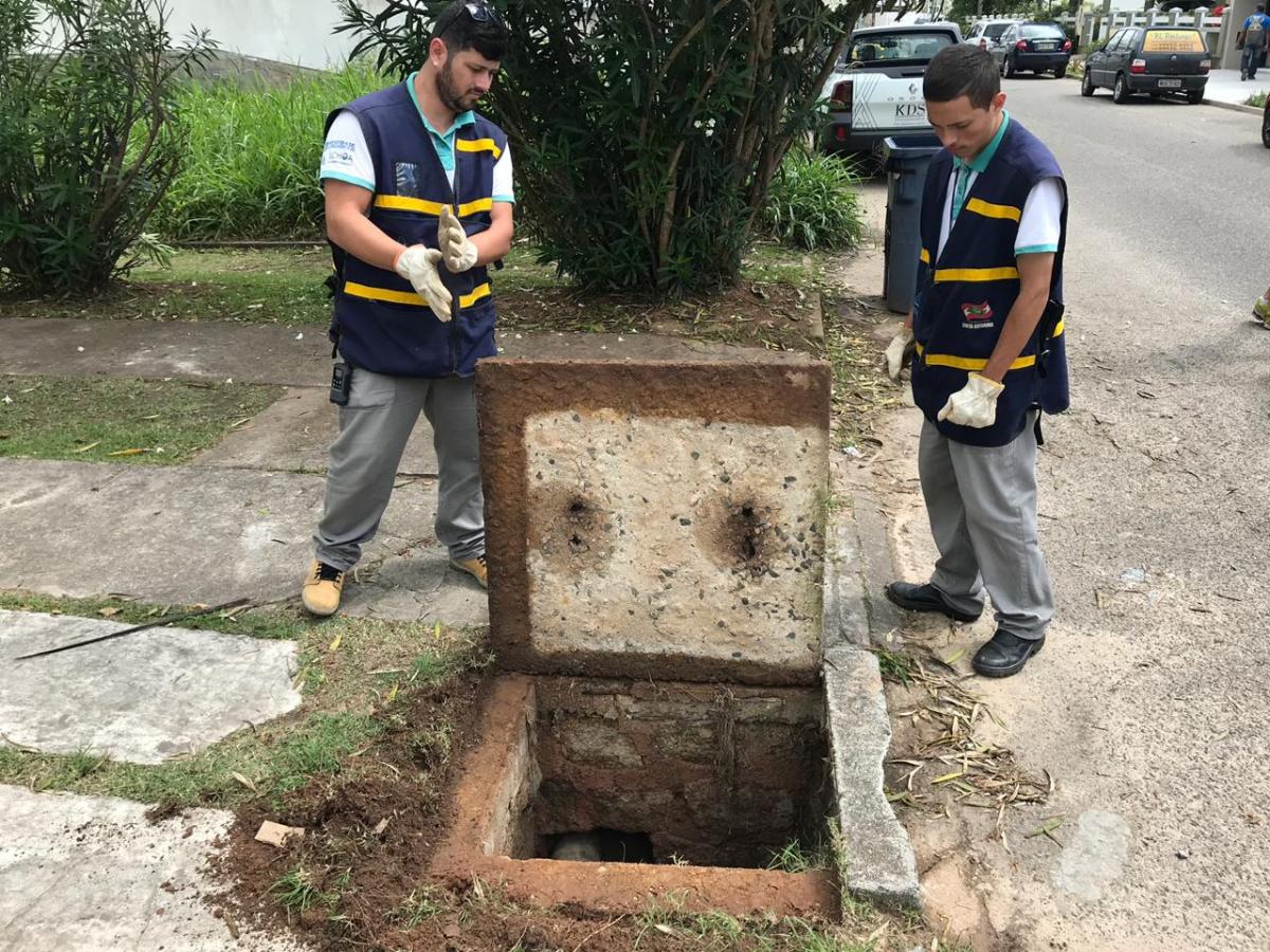 Blitz no Campeche - Prefeitura Municipal de Florianópolis/Divulgação