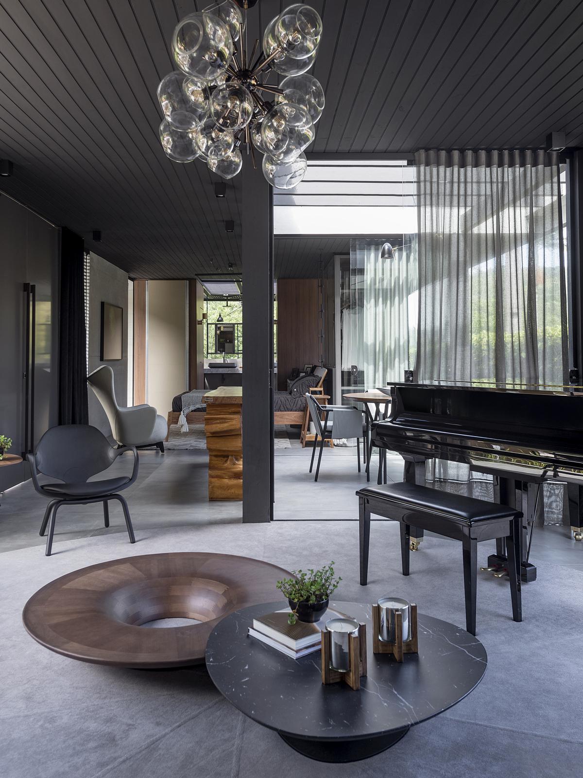 Casa Grigio, pela arquiteta Cris Passing - Foto/Lio Simas