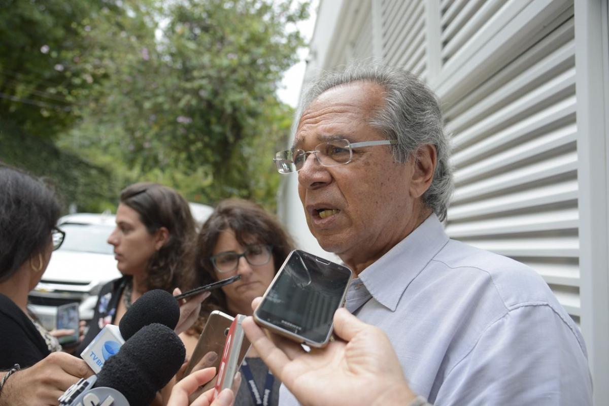 A prioridade zero da equipe do futuro ministro da Economia, Paulo Guedes, é