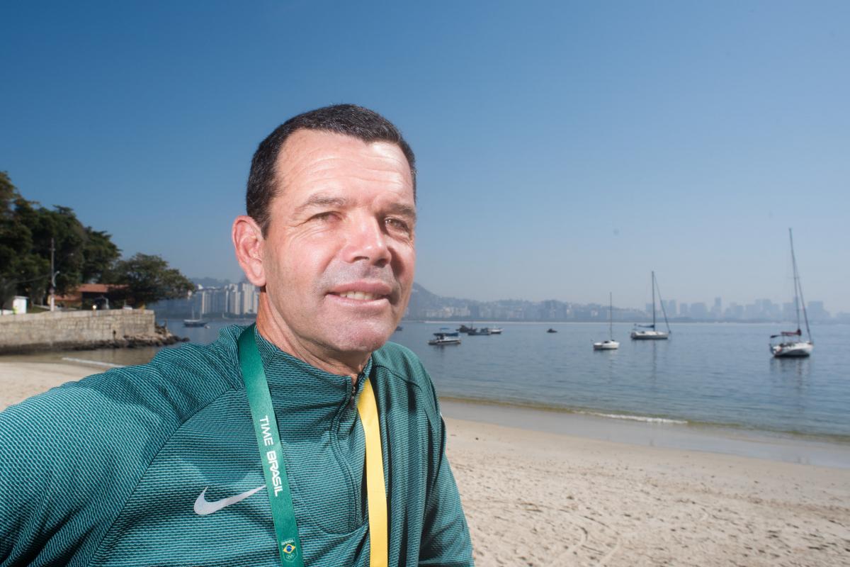 Torben Grael é o coordenador técnico da equipe brasileira de Vela - Saulo Cruz/Exemplus/COB/ND