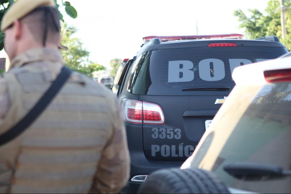 Operação é realizada de maneira conjunta entre Polícia Civil e Polícia Militar  - PM/Divulgação/ND