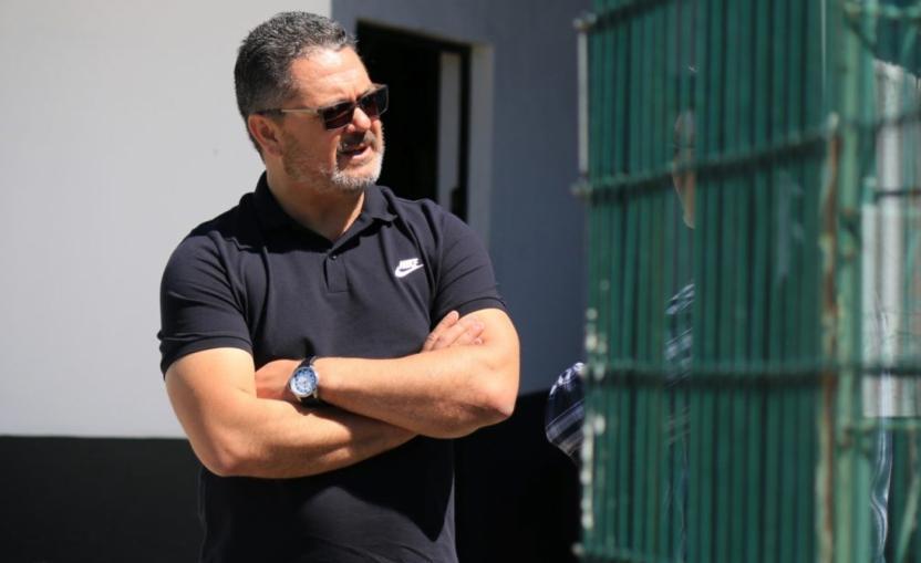 Rogério Micale terá que alterar equipe contra o Sampaio Corrêa (Foto: Divulgação) -