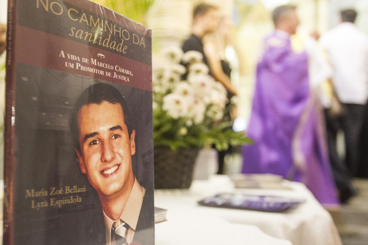 Pedido de beatificação de Marcelo Câmara - Marco Santiago/ND