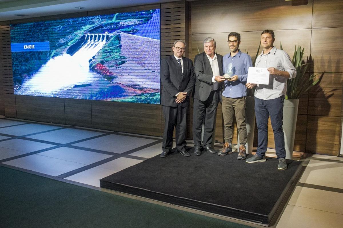 Engie recebeu o Prêmio Fritz Müller na categoria Conservação de Recursos de Produção - Energia - Marco Santiago/ND
