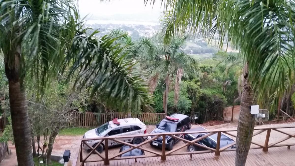Em Santa Catarina, a Operação ALLIN acontece em Garopaba e em Imbituba - Polícia Civil/Divulgação/ND