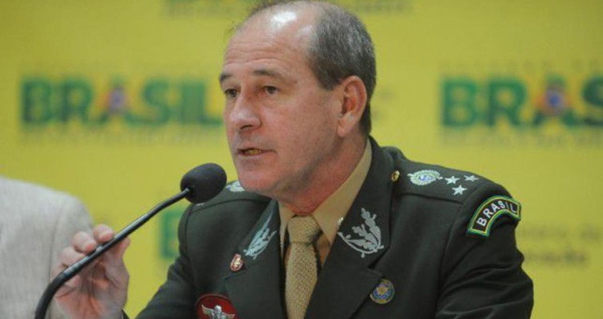 General Fernando Azevedo e Silva foi anunciado para a Defesa por Bolsonaro - José Cruz/Arquivo Agência Brasil/ ND