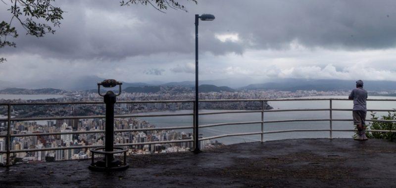 Capital segue com alerta para novos temporais – Foto: Arquivo/Flávio Tin/ND