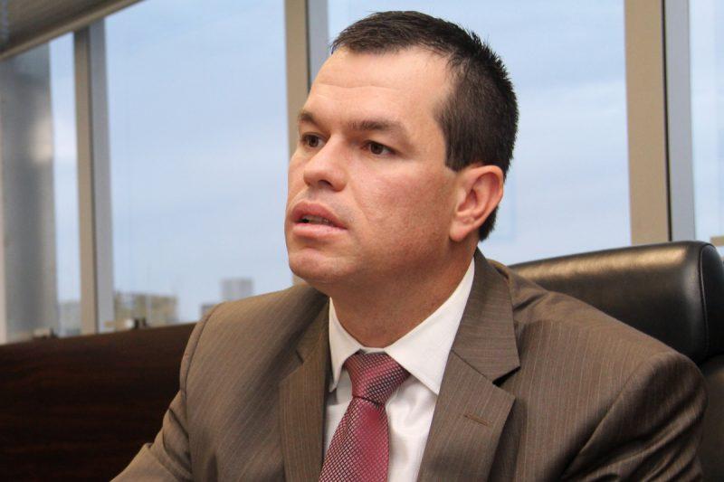 Adircélio de Moraes Ferreira Junior, presidente do Tribunal de Contas do Estado – Foto: Douglas Santos/Divulgação/ND