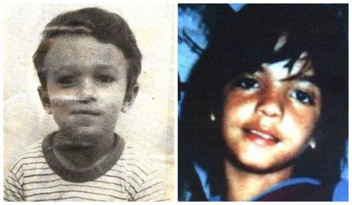 Diego e Elicéia nunca foram encontrados - DPPD-SC/Divulgação