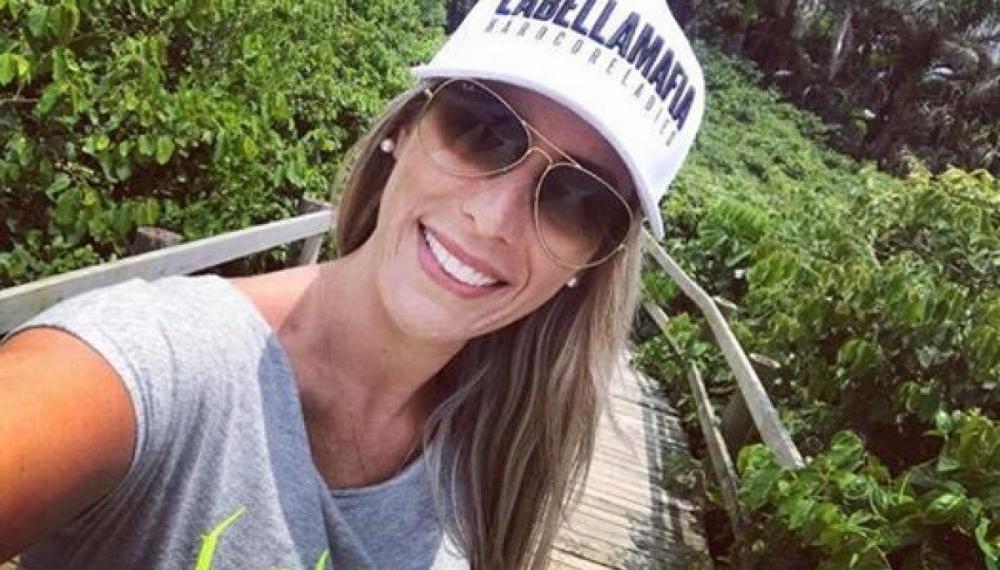 Fabiane Fernandes está desaparecida desde domingo em Arraial do Cabo, no Rio de Janeiro - Reprodução/Facebook