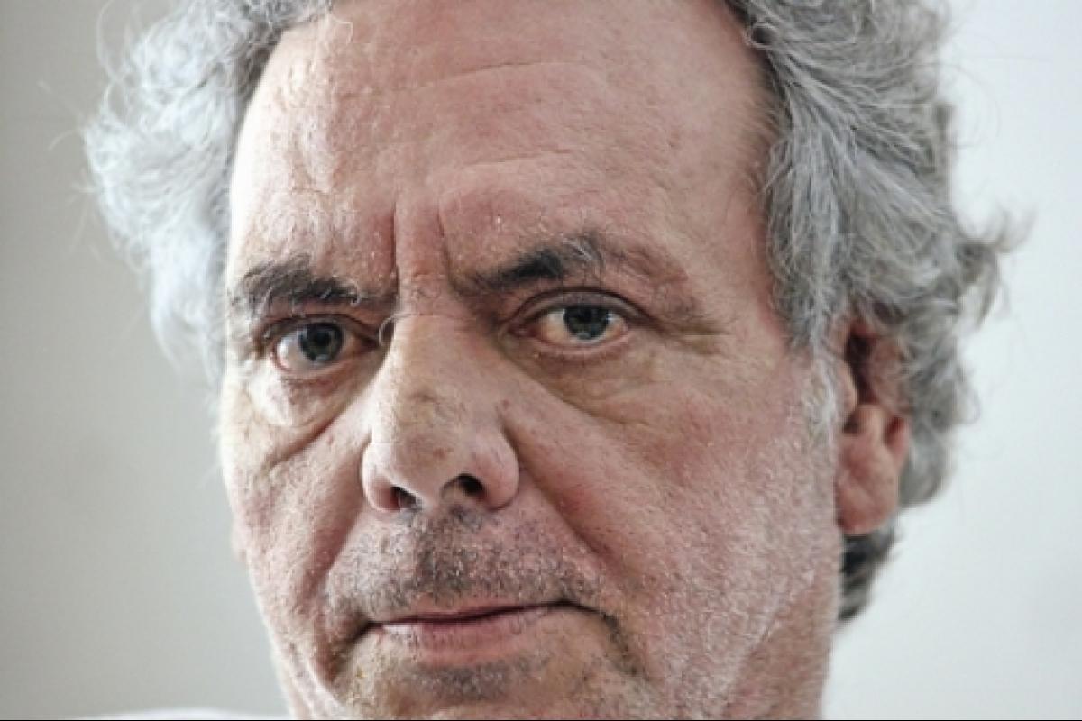 Antônio Mir é um dos maiores nomes da arte joinvilense - Fabrício Porto/Aquivo ND