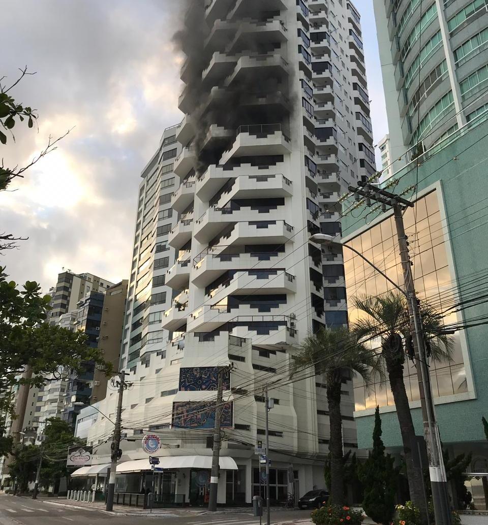 Incêndio começou em instalação elétrica de ofurô - Divulgação
