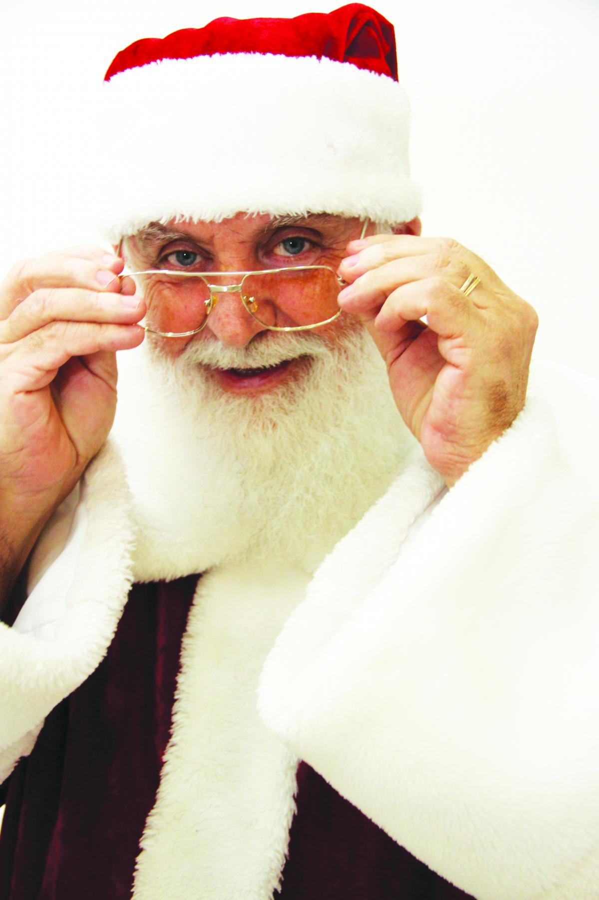 A Rena Mais Famosa Do Papai Noel o papai noel catarinense mais famoso, joão prim tem uma