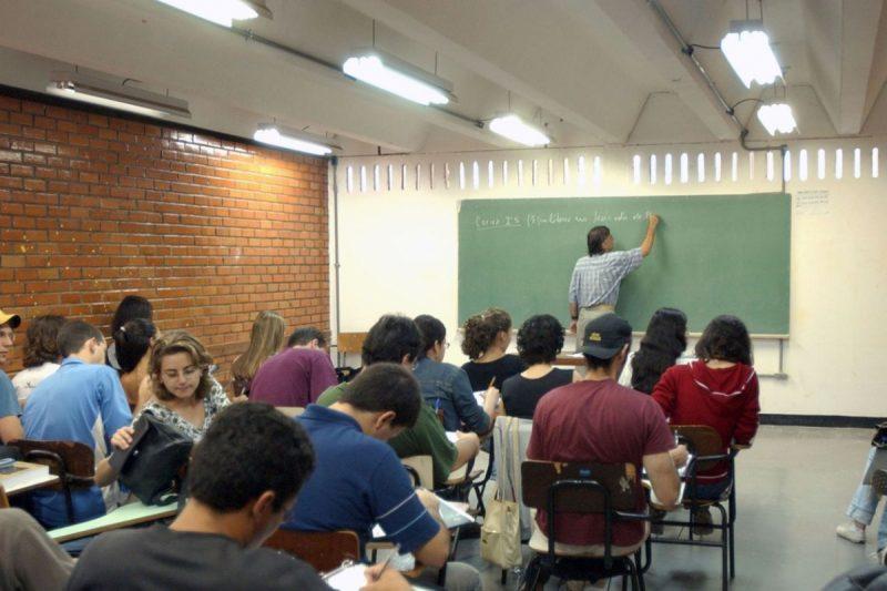 Contingenciamento promovido pelo governo é de 30% das verbas discricionárias (não obrigatórias) das universidades e outras instituições de ensino federais – Arquivo/Agência Brasil/Divulgação/ND