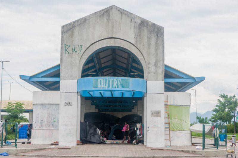 Terminal desativado do Saco dos Limões, em Florianópolis – Foto: Flávio Tin/Arquivo/ND