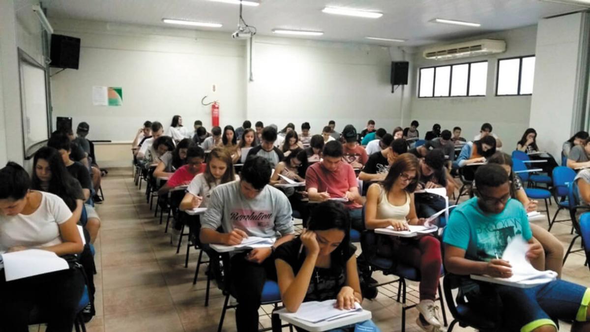 """Programa Jovens Talentos é parte dos objetivos de """"Educação de qualidade"""", preparando profissionais para o futuro - Divulgação/Portobello"""