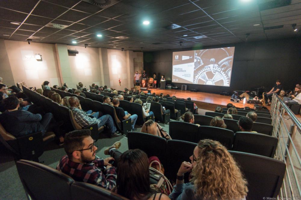 Cinema ao Vivo - Márcio H. Martins/FCC