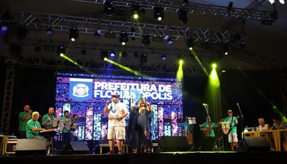 Concurso de Músicas de Carnaval de Florianópolis  - CRISTIANO ANDUJAR/PMF/DIVULGAÇÃO/ND
