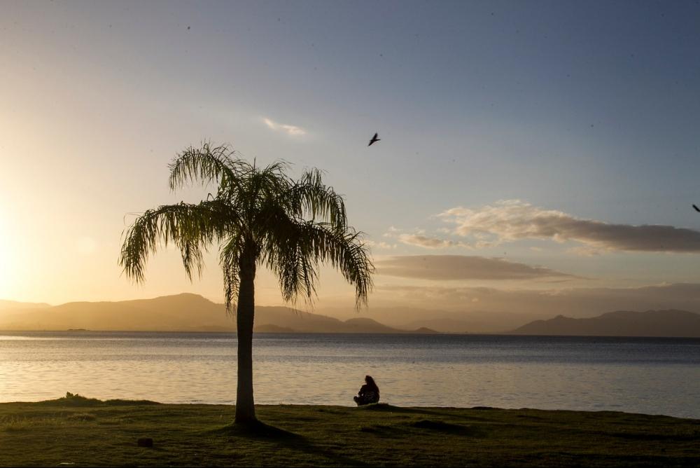 Dia de sol em Florianópolis - Marco Santiago/ND