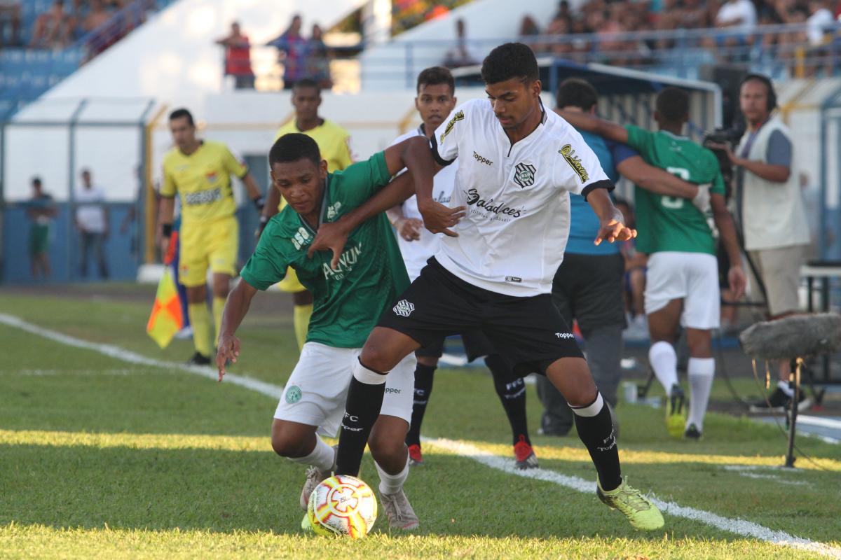 adfd52fa7e Figueirense perde para o Guarani e está eliminado da Copa São Paulo ...