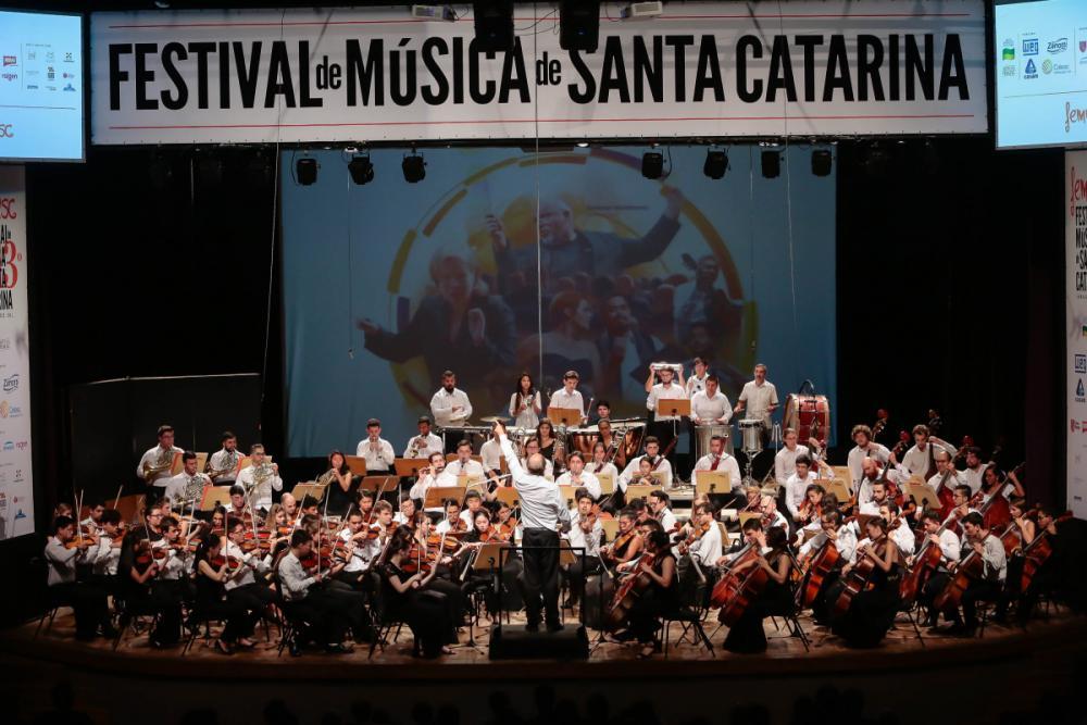 Festival de Música de Santa Catarina - Cesar Castro/ Divulgação