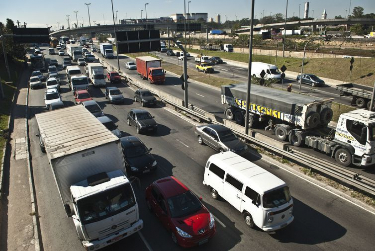 Veículos  - Agência Brasil
