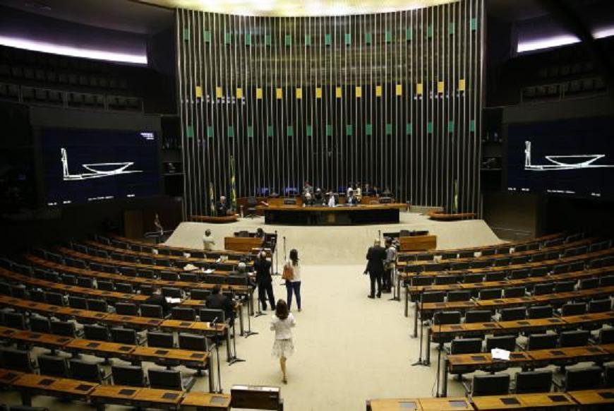 Apenas 19 deputados apareceram na Câmara - José Cruz/AgenciaBrasil