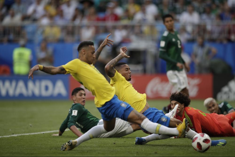 Brasil e México - André Mourão / MoWA Press