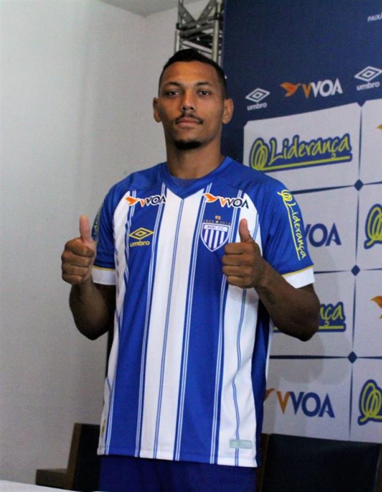 Alex Silva, 24, lateral-direito - André Palma Ribeiro/Avaí FC/divulgação