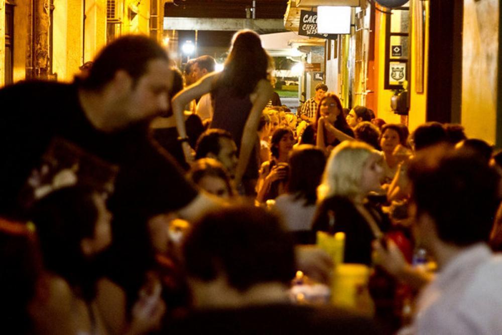 Bares noturnos em Florianópolis - Daniel Queiroz/Arquivo ND