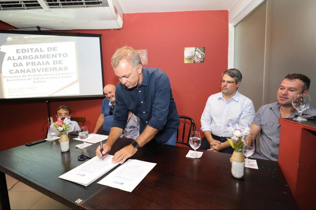 Edital de licitação foi lançado nesta quarta-feira (30) pela Prefeitura de Florianópolis - Cristiano Andujar/PMF/Divulgação/ND