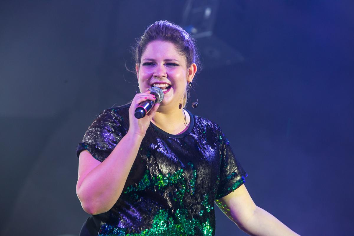 Marília Mendonça faz seu primeiro show do ano na Capital, neste sábado, no P12 - Adriel Douglas/Divulgação/ND