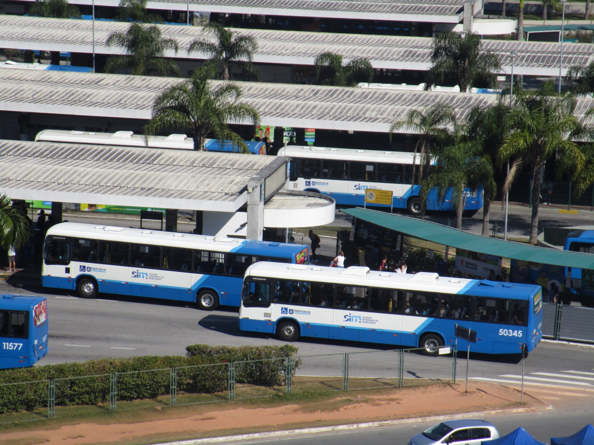 Ticen surgiu com a implantação do Sistema Integrado de Transporte, em 2003. É o maior terminal da região metropolitana - | Carlos Damião