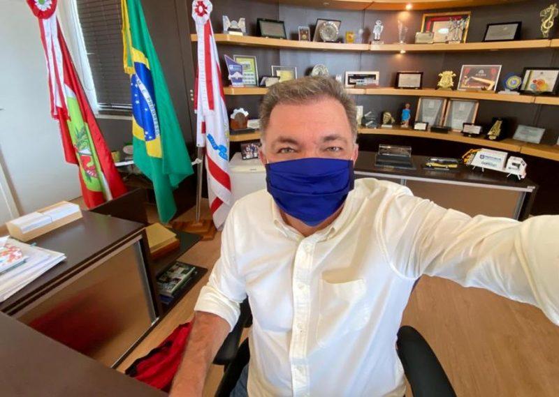 Prefeito de Florianópolis, Gean Loureiro
