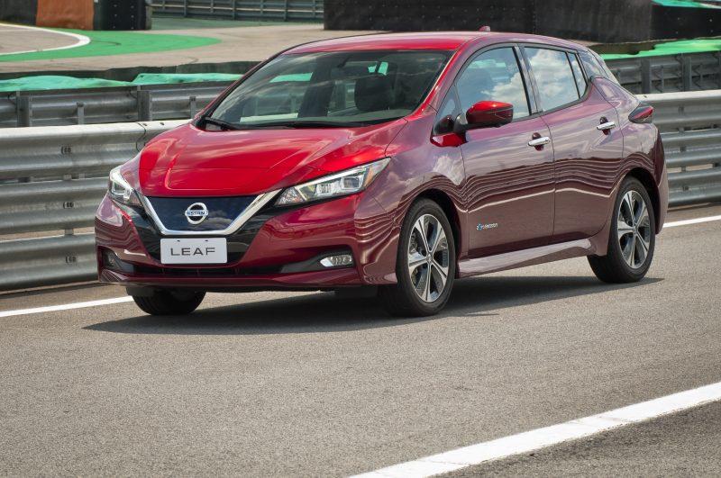 Modelo Nissan Leaf chega às sete concessionárias em julho - Divulgação/ND